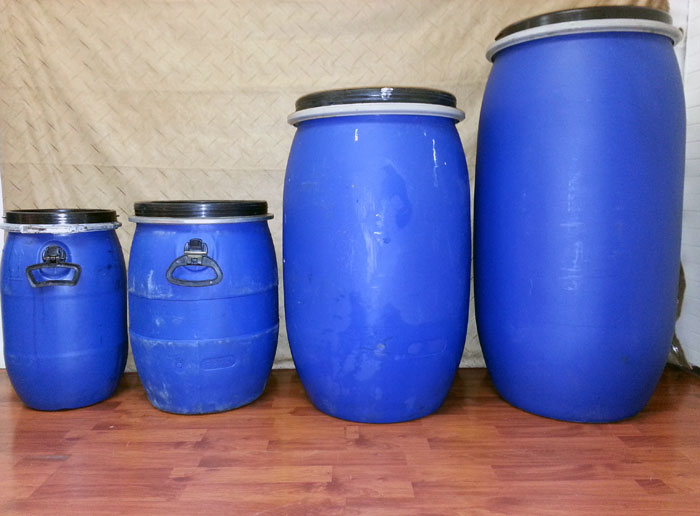 Cape Steel Manufacturers: BG Servers Is A Leading Supplier Of Plastic Drums